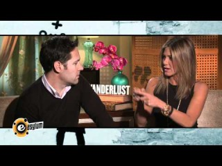 Paul Rudd & Jennifer Aniston on Nudists & Genital Grooming