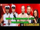 WWE Starrcade 2017 Breezango vs. Aiden English and Mike Kanellis Predictions WWE 2K18