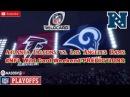 Atlanta Falcons vs. Los Angeles Rams | #NFL Wild Card Weekend | Predictions Madden 18