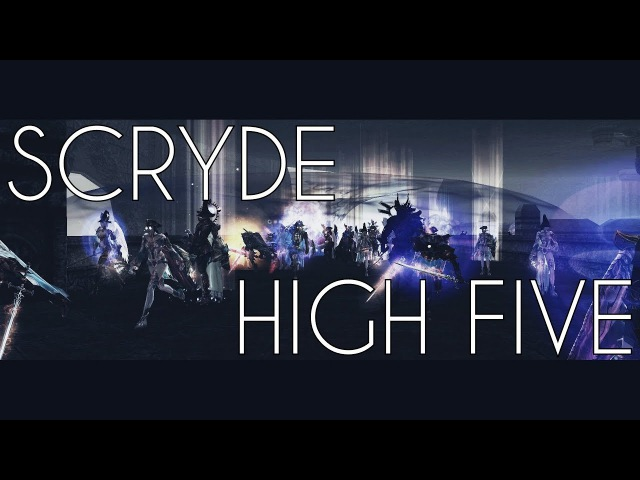 Scryde High Five x1000