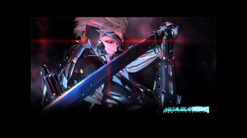 Metal Gear Rising: Revengeance - Locked And Loaded (MG Ray Boss Theme)