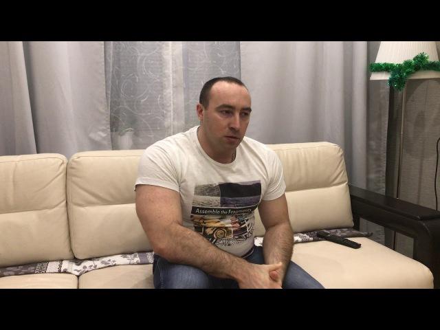 Отзыв Владимир Потин о тренинге Товарная Машина - Виталий Окунев