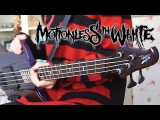 MOTIONLESS IN WHITE - Necessary Evil (feat. Jonathan Davis) Bass Cover
