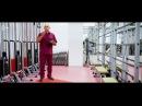 Бубновский - упражнение с гимнастическим роликом (альтернатива планке )
