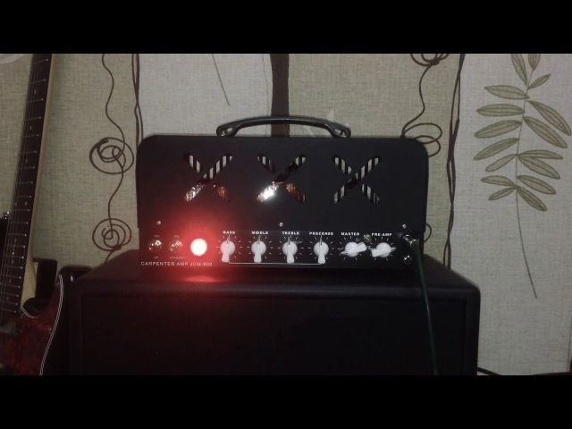 JCM800 18Watt Amp