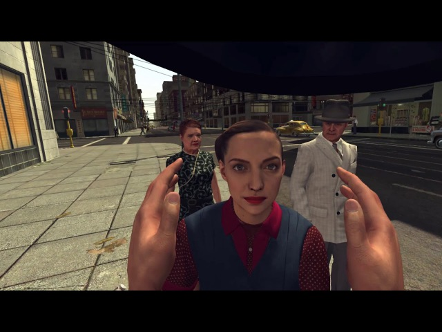 L.A Noire VR - Phelps is kind of a Jerk.