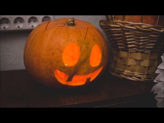 Halloween for young learners в Школе Марины Светлаковой