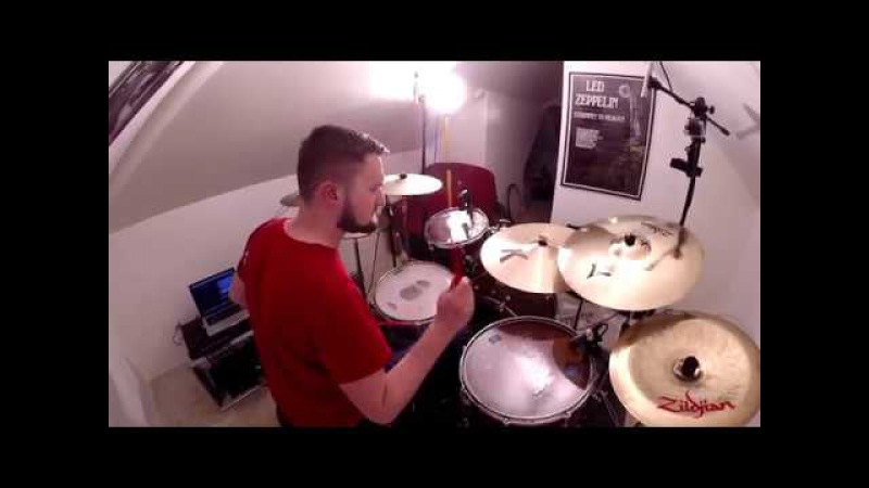 Muse Plug In Baby Drum Cover Colm Dowling