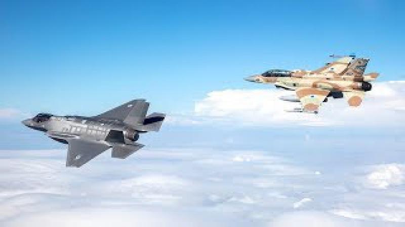ВВС Израиля нанесли yдap по Масьяф пролетев над C-400.