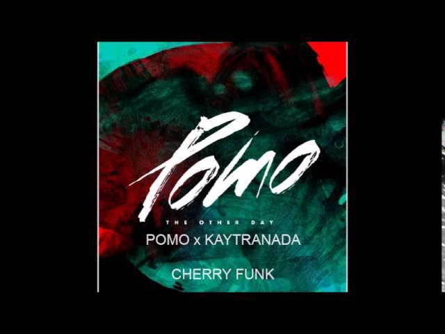 Pomo x Kaytranada Cherry Funk