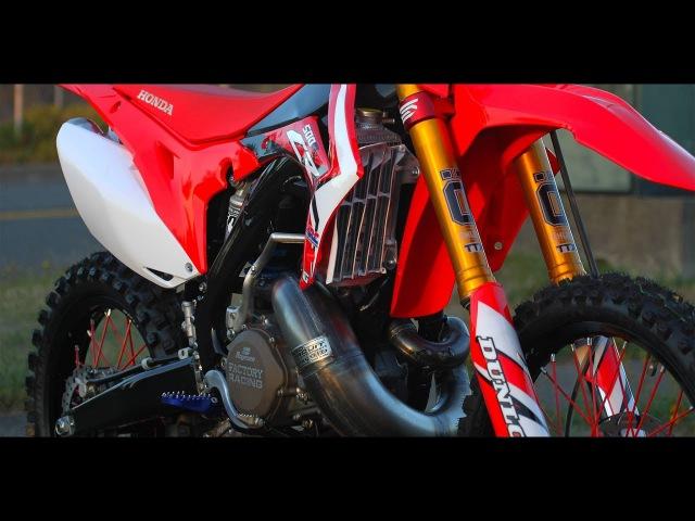 RAW Honda CR500 AF Compilation | Long Live 2 Strokes