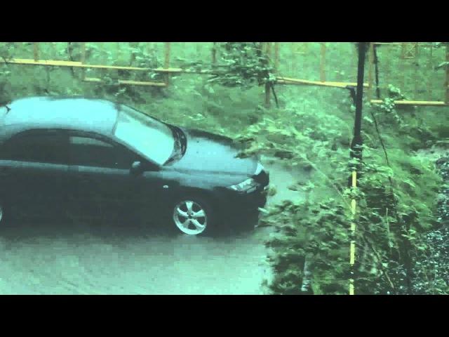 Дождик в Нягани 11,06,2012