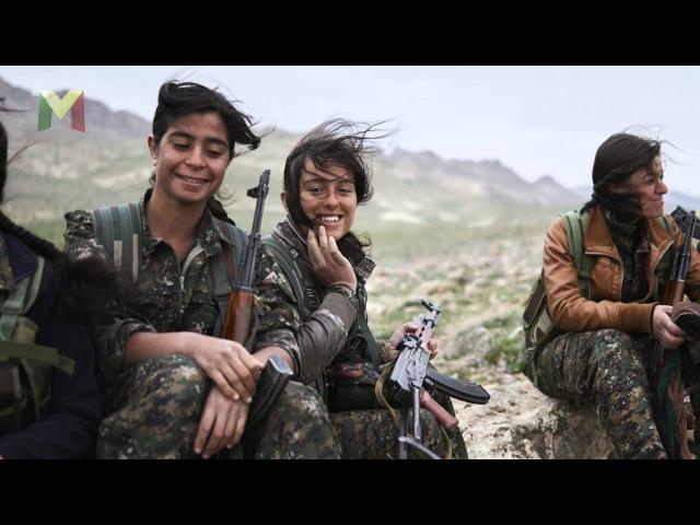Şehrîbana Kurdî- Keça Kurd'a Qehremane