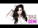 Demi Lovato - Really Don't Care (Edson Razzy Remix)
