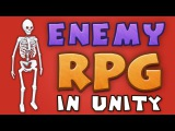 ENEMY AI - Making an RPG in Unity (E10)