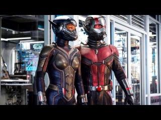 ANT MAN 2 Official Trailer #1 Teaser (2018)