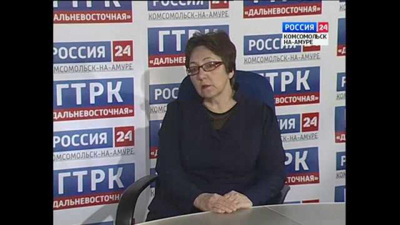 Вести Комсомольск-на-Амуре от 23 января 2018 г.