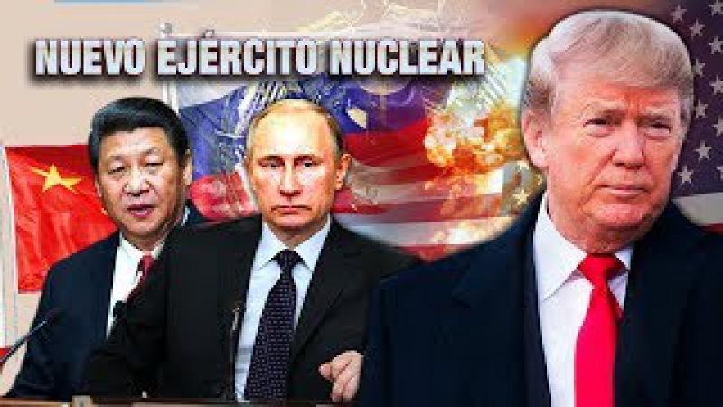 Detrás de la Razón - Nuevas armas nucleares chiquitas con las que Estados Unidos amenaza a Rusia
