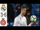 Real Madrid vs Girona 6-3- All Goals &Highlights (La Liga )18/03/ 2018 HD