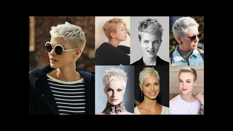 28 Best Very Short Pixie Cut Hairstyles 2018 - Super Short Cute Pixie Haircuts for Women