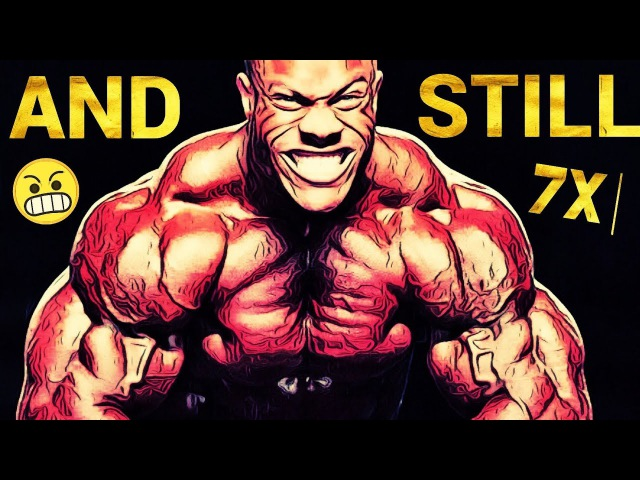 PHIL HEATH - AND STILL - 7x Mr. OLYMPIA CHAMPION