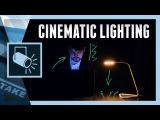 CINEMATIC TEAL and ORANGE Look Lighting Tutorial