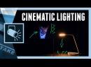 CINEMATIC TEAL and ORANGE Look: Lighting Tutorial |