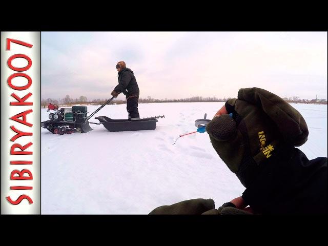 Зачем ТАК делать!? :( ... Чуть не испортил рыбалку! Плотва и окунь на безмотылку. Леска AKKOI MASK Frozen
