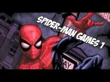 Обзор игр Spider-Man и Spider-Man 2 Enter Electro | Spider-Man Games #1