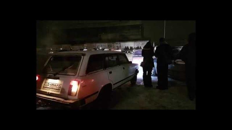 Бердянск, 14 февраля флешмоб/SMOTRA BERDYANSK