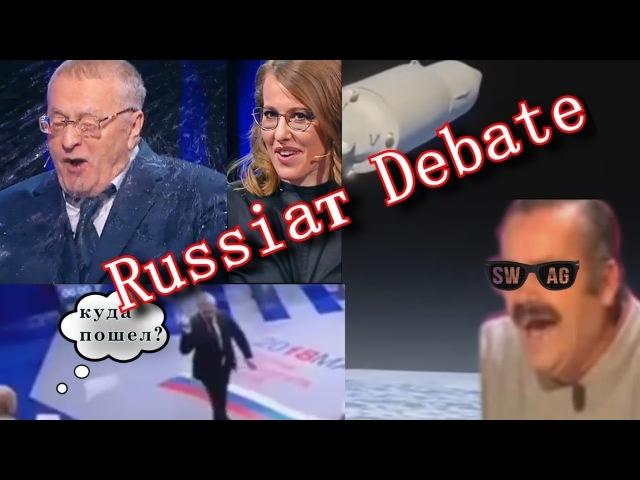 Испанский политолог рассказал о клоунских дебатах в России
