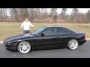 Вот почему BMW 850CSi был лучшим BMW 90-х