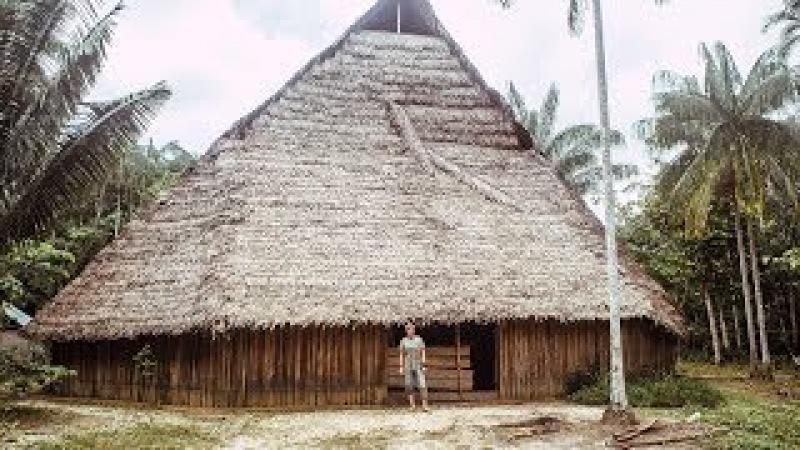 4. Амазонские приключения. Церемония Аяуаски среди джунглей.
