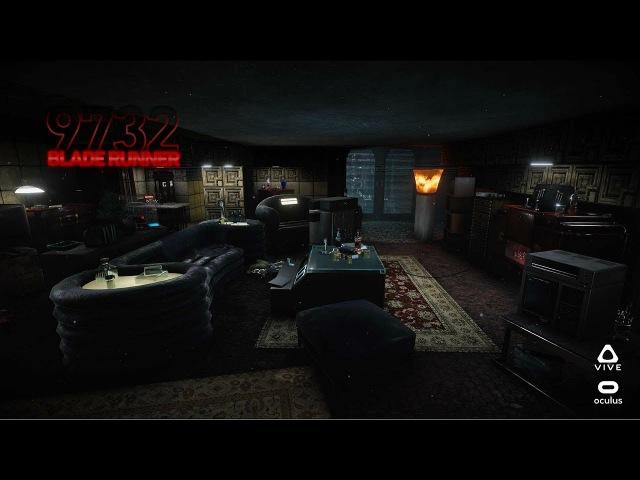 Blade Runner 9732 - BETA 0.990 - Oculus RiftTouch - Tour Virtual