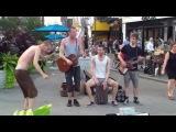 Шикарный уличный блюз Brothers Moving Minnie the Moocher