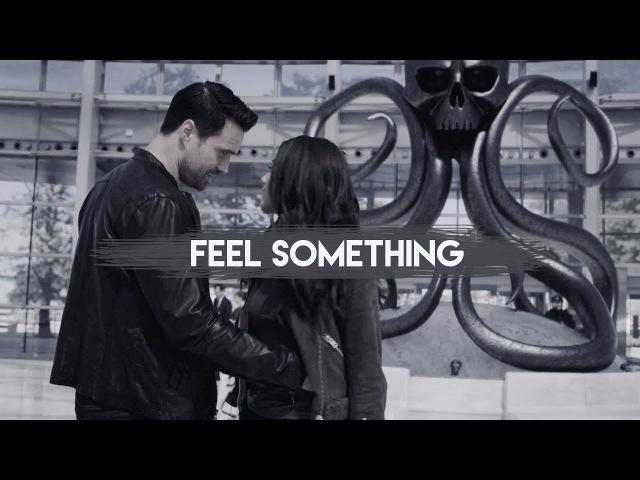 Feel something | skyeward au