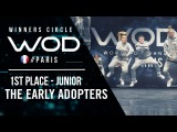 The Early Adopters | 1st Place Junior | World of Dance Paris Qualifier 2018 | Winner's Circle