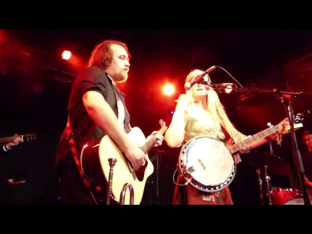 Sol Heilo - Rock Paper Scissor with guest musican Chris - Frannzclub Berlin 14/02/2018