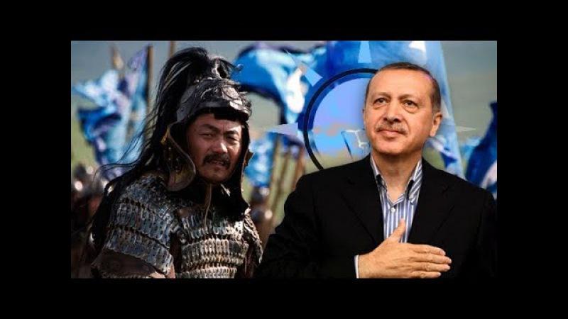 Arslanbek Sultanbekov' ERDOĞAN için DOMBIRA şarkısını söyledi Malazgirt'te -BAŞKOMUTAN-