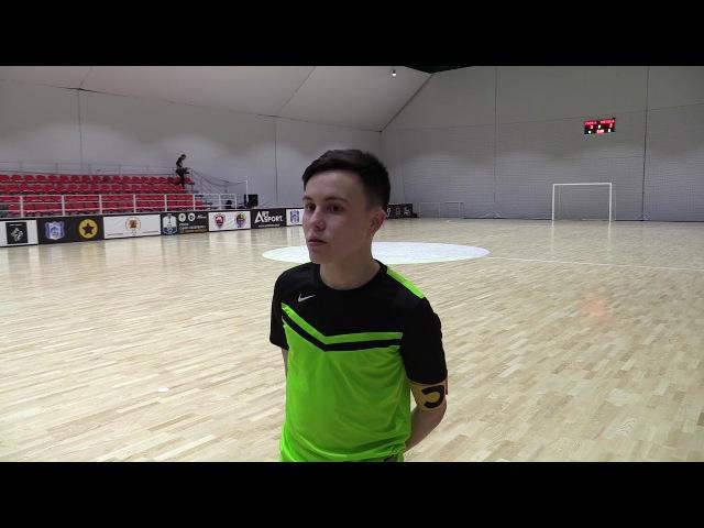 И.Жданов: Все вышли биться