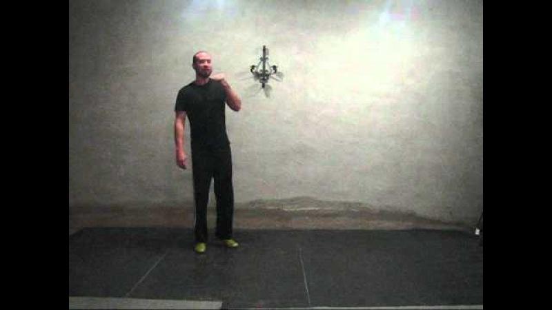 Buleria Step for Endurance - Flamenco Dance