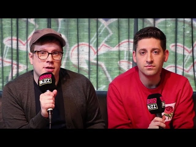 Fall Out Boy's Patrick And Joe Read Your Weird AF YouTube Comments