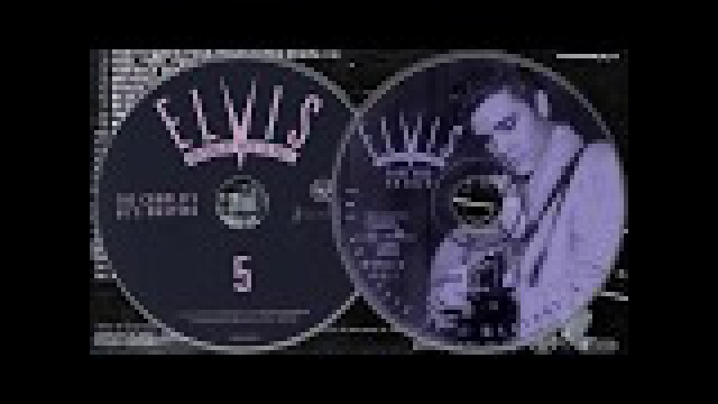 ELVIS PRESLEY -THE KING OF ROCK 'N' ROLL: THE COMPLETE 50S MASTERS CD 5