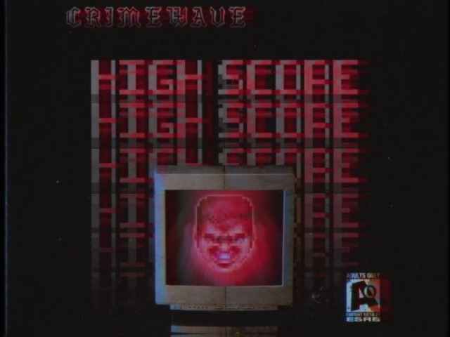 "CRIMEWAVE on Instagram: ""NEW TRACK ""HIGH SCORE"" PROD. @midnightsnvck LINK IN MY BIO WWW.CRIMEWAVE.XXX"""