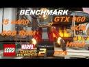 LEGO Marvel Super Heroes 4460 GTX 960 4GB 8GB