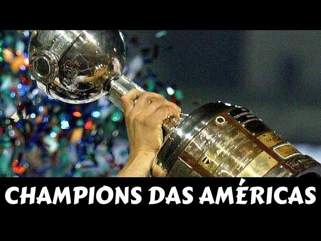 O PERIGO DA CHAMPIONS LEAGUE DAS AMÉRICAS