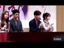150603 High Society Conference Sung Joon, Uee, Hyung Sik, Ji Yeon