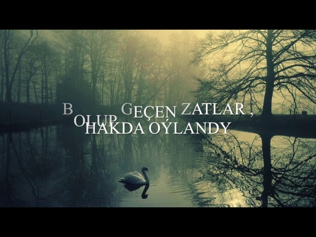 Palwan Halmyradow - Owgan Rowayaty (Sözleri bilen)