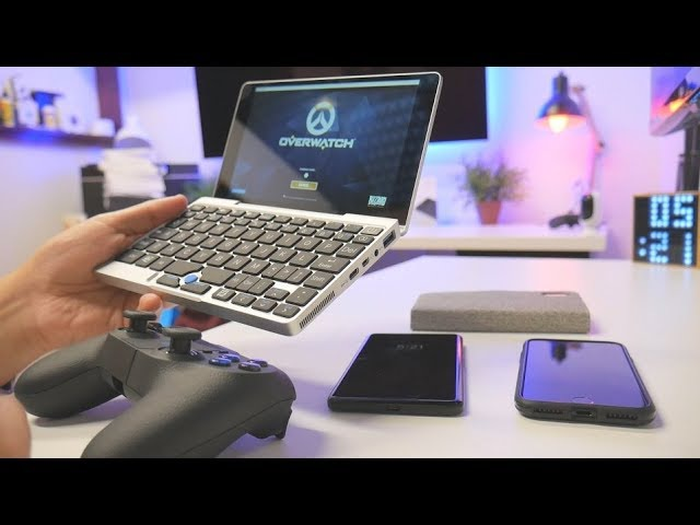 GPD: Pocket Mini Laptop - Can you game on this? 11-11