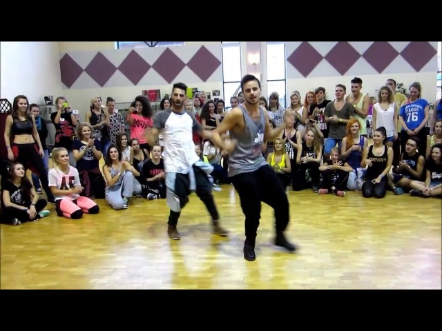 YANIS MARSHALL CHOREOGRAPHY Hold On We're Going Home DRAKE Feat CAMILLO LAURICELLA RUSSIA MOSCOW